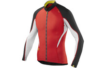 Mavic HC LS Jersey Men bright red